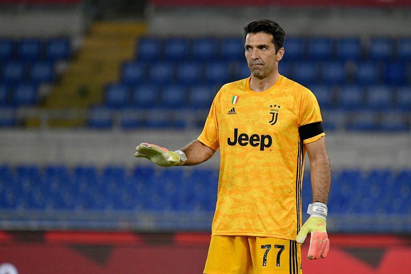 Gianluigi Buffon- Yes, he is still around!