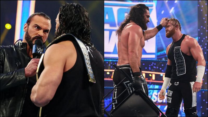 SmackDown put on a good show this week
