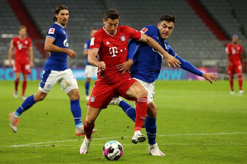 FC Bayern Muenchen v FC Schalke 04 - Bundesliga