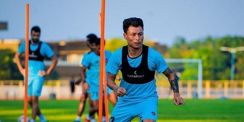 Jamshedpur FC will have the fiery Jackichand Singh in their ranks