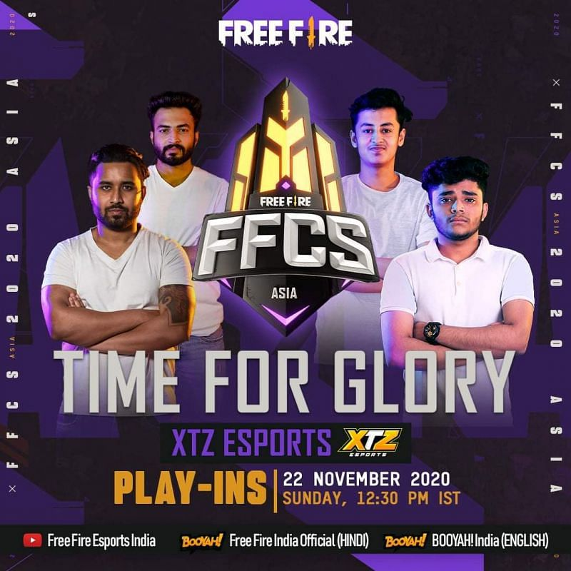 XTZ ESports will be part of the FFCS 2020 Asia