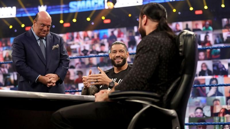 Roman Reigns brought another outstanding performance on this week