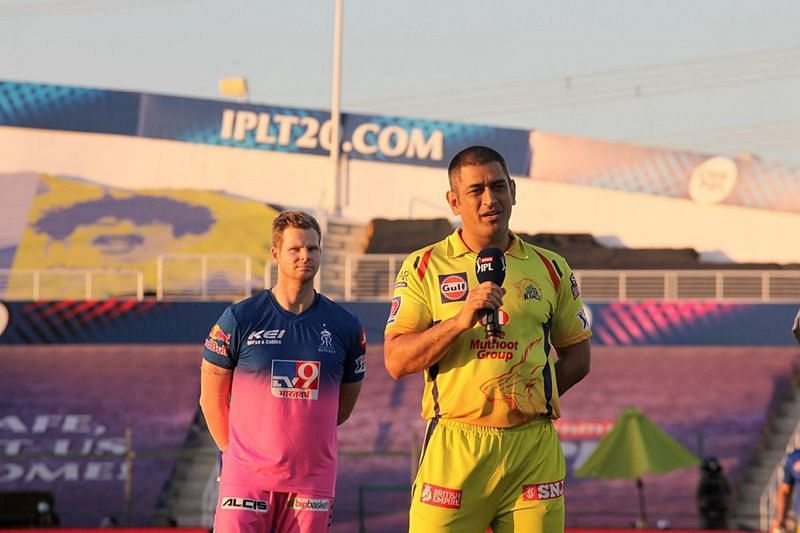 MS Dhoni has been the captain of the Chennai Super Kings since 2008 (Image Courtesy: IPLT20.com)