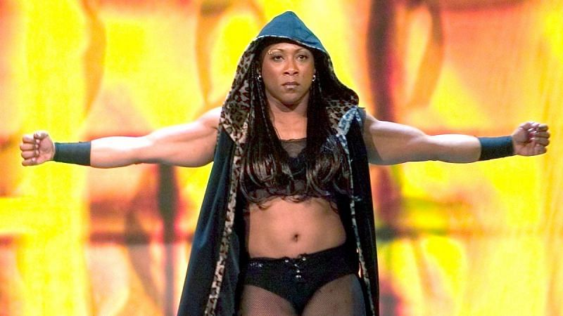 Jazz has come out of retirement to compete in the IMPACT Wrestling Knockouts Tag Team Title Tournament.