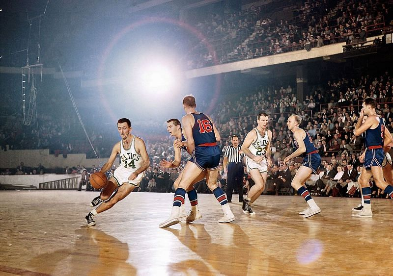 Cousy was a superstar at the PG position.