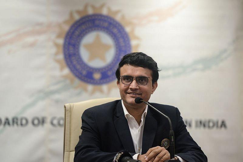 Dilip Vengsarkar has slammed BCCI president Sourav Ganguly for speaking on behalf of national selectors [file pic: thestatesman.com]