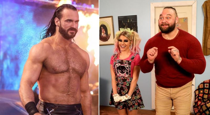 Drew McIntyre will be a guest on A Moment of Bliss, on WWE RAW