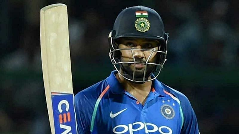 Rohit Sharma is not a part of the Indian limited-overs team for the series against Australia