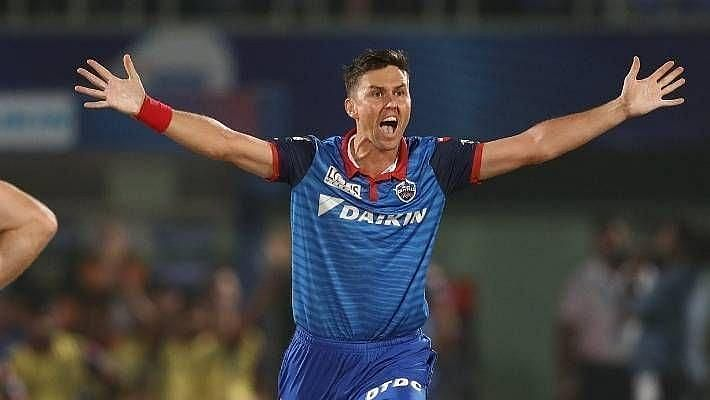 Trent Boult won the Man of the Match in the IPL 2020 final.