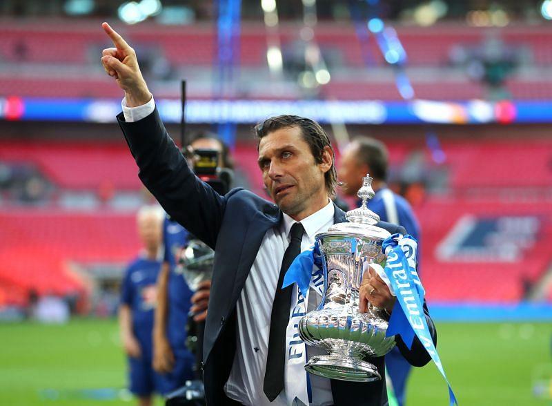 Antonio Conte, former Chelsea coach