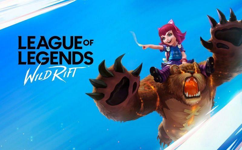 Image via Riot Games - League of Legends: Wild Rift