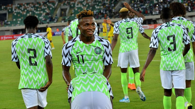 Nigeria play Sierra Leone twice in the next 10 days in 2022 AFCON qualifiers