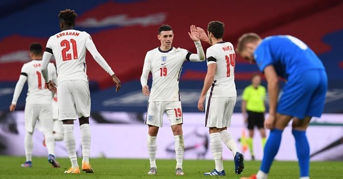Phil Foden (No. 19)