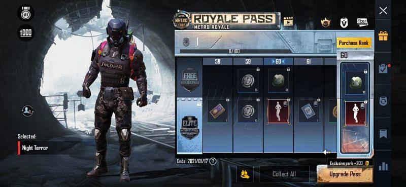 RP 60 - Reward