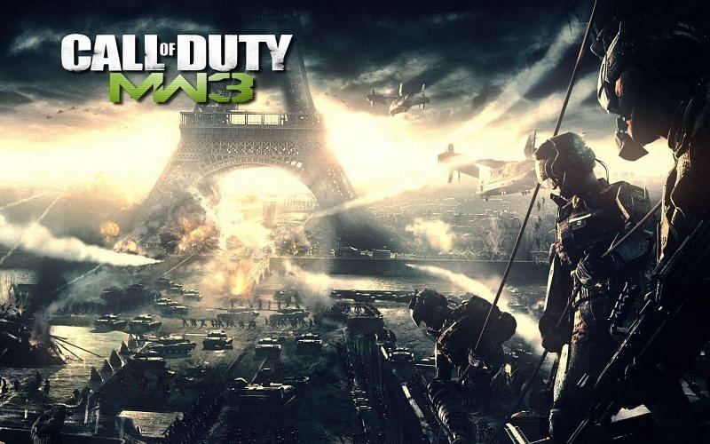COD Modern Warfare 3 [Image Credits: Wallpaper Cave]