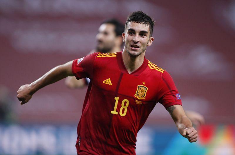 Ferran Torres scored a sensational hat-trick for Spain