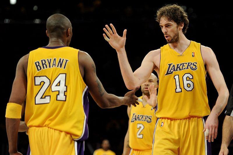 Phoenix Suns vs Los Angeles Lakers, Game 1