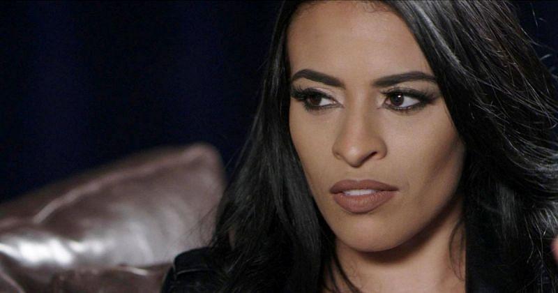 Zelina Vega.
