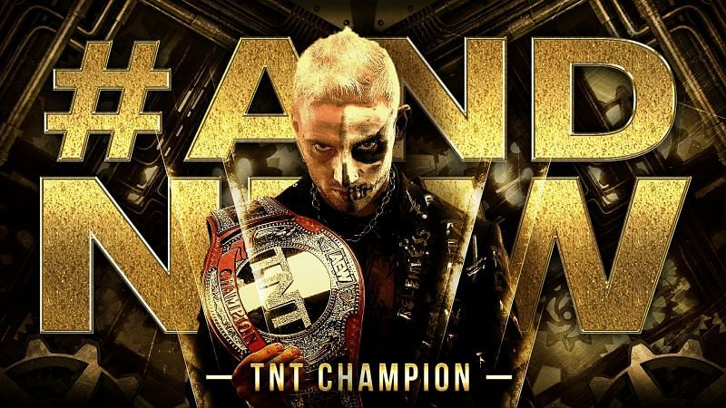 Darby Allin is the new TNT Champion