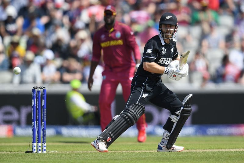 West Indies v New Zealand at the 2019 World Cup.