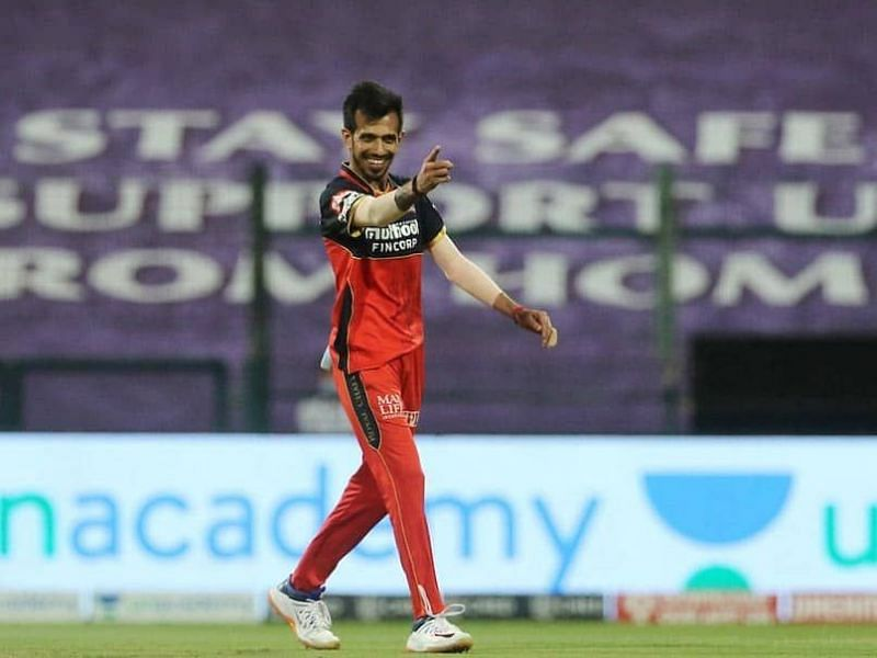 Chahal was impressive as ever in IPL 2020