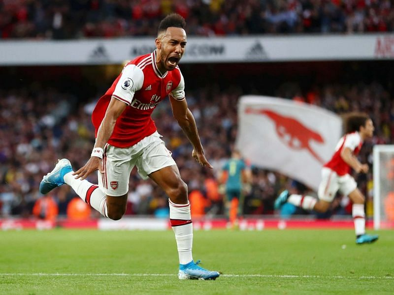 Arsenal will need goals from their talisman Pierre-Emerick Aubameyang