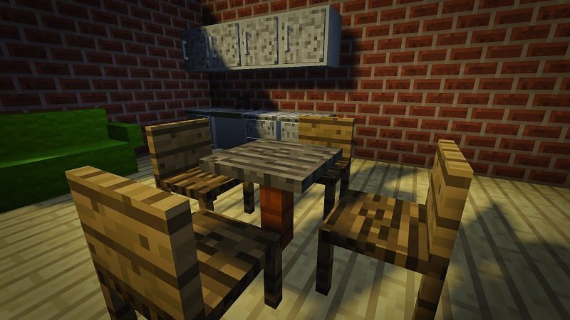 5 best furniture mods for Minecraft PE (Pocket Edition)
