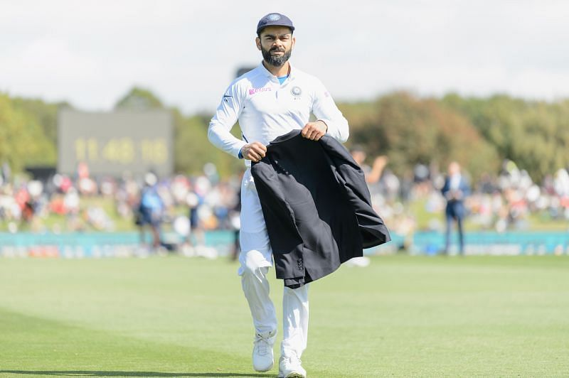 New Zealand v India - Second Test: Day 1