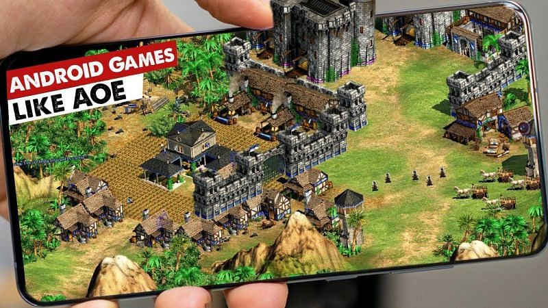 There are many games that are similar to Age of Empires on Google Play Store (Image Credits: Double Decker, YouTube)
