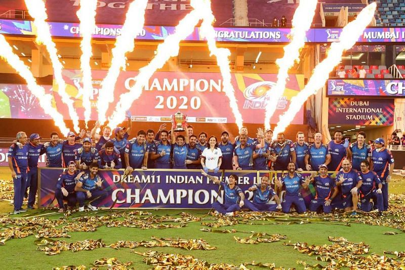 Mumbai Indians were head and shoulders above every other team in IPL 2020. Image source - mumbaiindians.com.