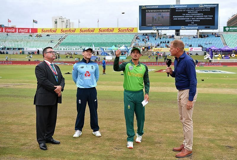 England vs South Africa 1st T20I