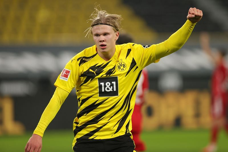 Erling Haaland wants to win silverware with Borussia Dortmund.