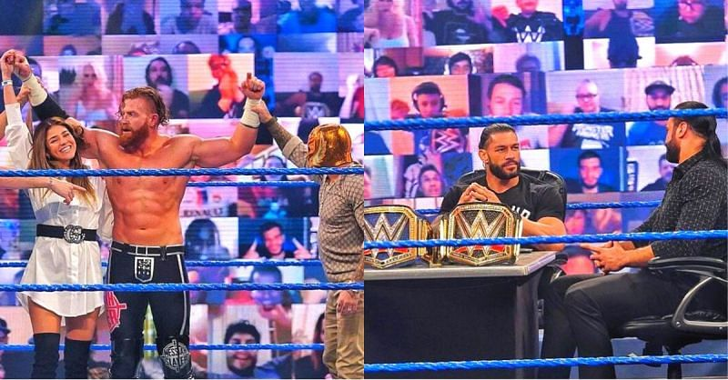 WWE SmackDown Results November 20th, 2020: Latest Friday Night SmackDown Winners, Grades, Video Highlights