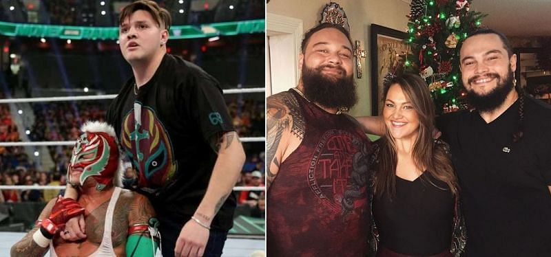 There are several family members on WWE