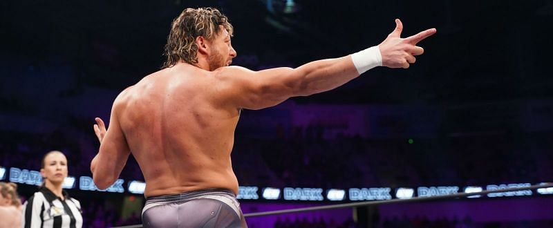 Kenny Omega teases fans with his new website