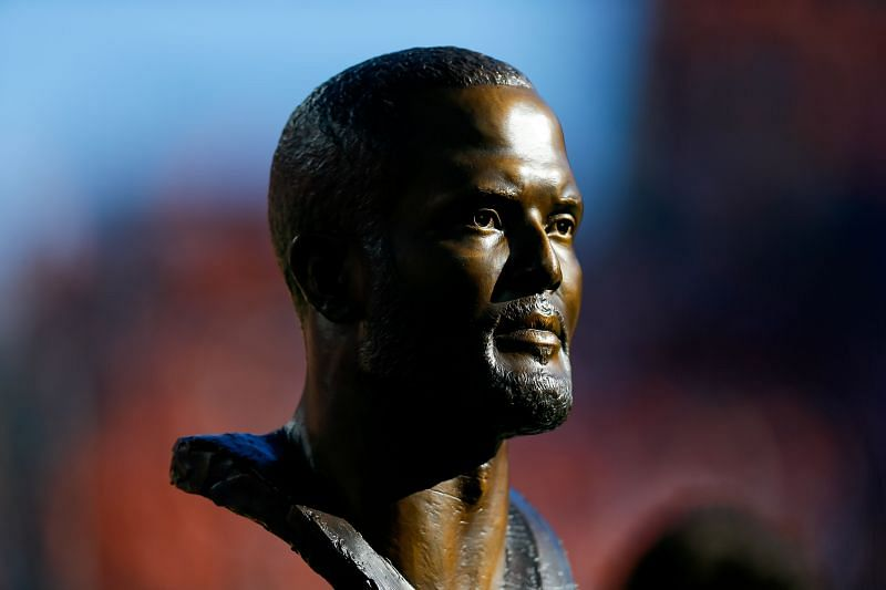 The ultimate honor: a bust in the NFL Hall of Fame