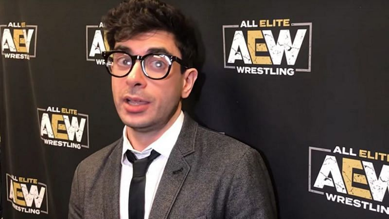 AEW owner Tony Khan addressed the criticisms of the women