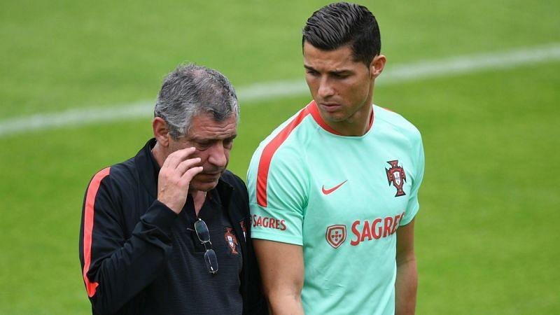 Fernando Santos has turned Portugal into world-beaters