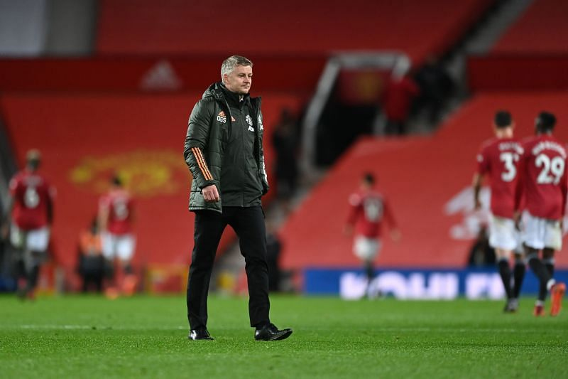 Ole Gunnar Solskjaer blasts Manchester United no-show in Arsenal defeat