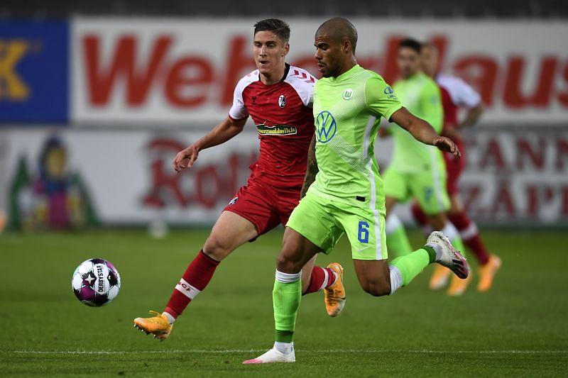 VfL Wolfsburg have a depleted squad