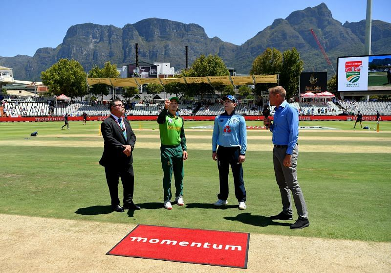 England and South Africa will play two T20Is in Cape Town