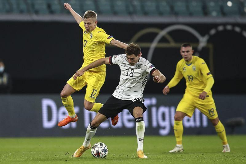 Leon Goretzka has been a great box-to-box midfielder for Bayern Munich this season