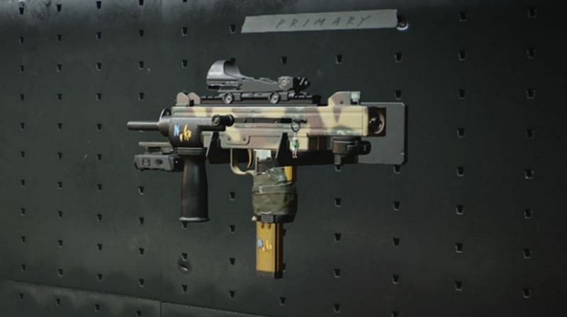 The best Milano 821 loadout in Black Ops Cold War