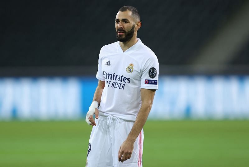 Real Madrid might have to do without Benzema in this game
