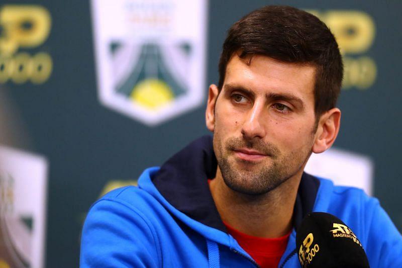 Novak Djokovic wants slams to go best-of-3