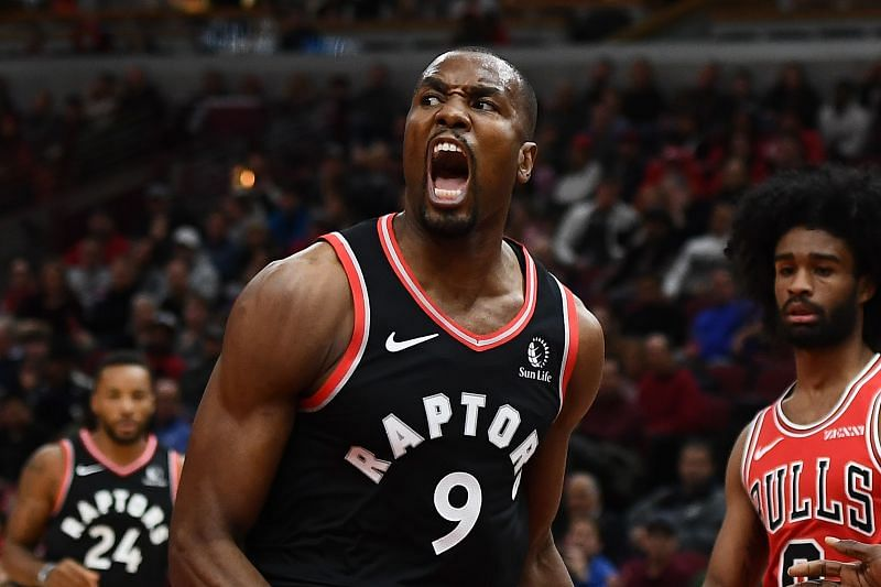Ibaka could provide the perfect foil to Durant and Irving