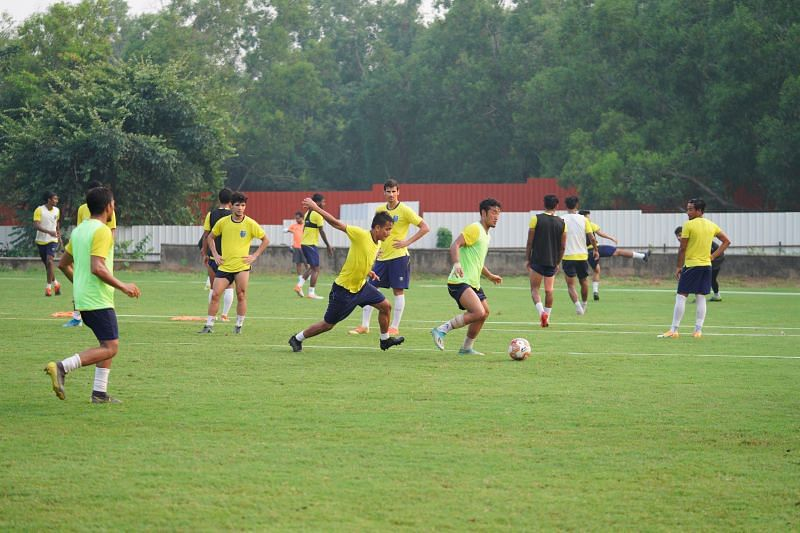 ISL - 6 reserve team players called up for Kerala Blasters pre-season 1727d 16051072224226 800