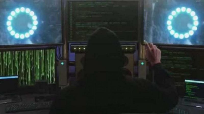 The hacker has sent out a creepy message ahead of Survivor Series
