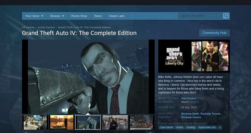 GTA 4 The Complete Edition on Steam
