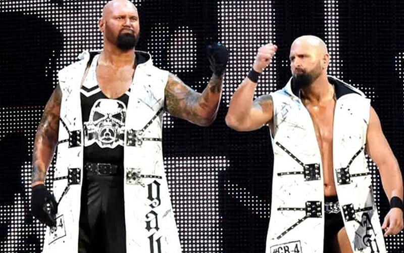 Doc Gallows and Karl Anderson were released from WWE and signed with IMPACT Wrestling